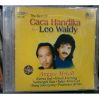 CACA HANDIKA feat LEO WALDY - THE BEST OF DANGDUT