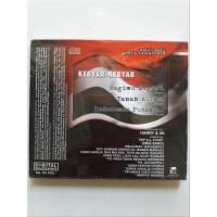 CD LAGU-LAGU CINTA TANAH AIR - KEBYAR-KEBYAR