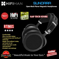 HIFIMAN SUNDARA Hi-Fi Open-Back Planar Magnetic Headphones Original