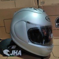 Arai Corsair V Silver Frost - Made in Japan 🇯🇵