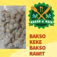 Bakso Keke Bakso Rawit Enak Murah Makanan Ringan Snack Kenyal