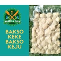 Bakso Keke Bakso Isi Keju Enak Murah Makanan Ringan Snack Kenyal