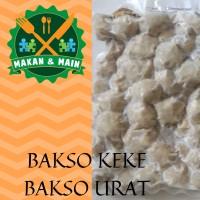 Bakso Keke Bakso Urat Enak Murah Makanan Ringan Snack Kenyal
