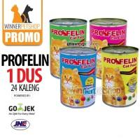 Profelin Kaleng 400gr Makanan Kucing Basah / Profelin Can / Profelin