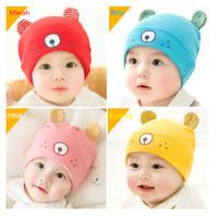 Topi Kupluk Bayi Gemes Dan Lucu - Topi Kupluk Anak Imu PROMO