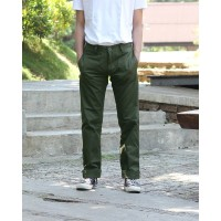 Chino Green Olive - Regular Fit