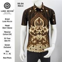 Kemeja Batik Terbaru 2019 Luigi Riccio