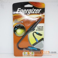 ENERGIZER LED BOOKLITE CLIPS-ON TABLETS AND E-BOOKS (LAMPU BACA JEPIT)