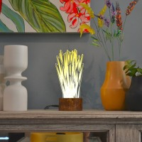 Lampu Tidur Dreamlight Sansevieria Cylindrica Viper Light It Grow