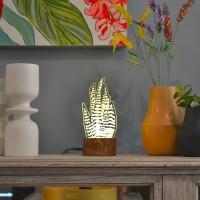 Lampu Tidur Dreamlight Sansevieria Light It Grow Series - Hadiah