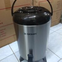 termos air / dispenser air dingin & panas sigma 9,5 liter