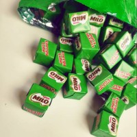 PROMO!! Nestle Milo Cube 100 pcs ( Packing kardus ) MURAH