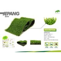 rumput sintetis jepang 2 cm