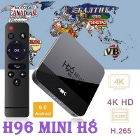 H96 MINI H8 Android TV Box RK3228A 2GB/16GB WIFI 5G Bluetooth 4.0 OS 9