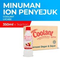 Coolant Lychee 350 ml - 1 Carton