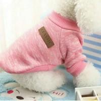 2 Sweater Anjing Kecil / Baju Hangat