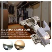Lampu LED Otomatis Lemari Pakaian, kabinet, buffet dll