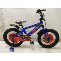 Sepeda Anak BMX 18 Genio new collection