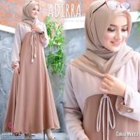 Baju Gamis Wanita Maika Dress Chocho Coksu | Baju Hijab Murah