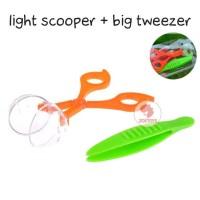 Zoetoys Light Scooper + Big Tweezer | mainan edukasi | mainan anak