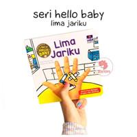 Zoetoys Seri Hello Baby | Buku Edukasi Anak | edutoys
