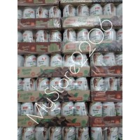 Minuman Kaleng Cincau merek Yeos / Grass Jelly Drink Yeo's
