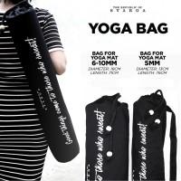 SVARGA Yoga Bag 10MM / 5MM Tas Yoga 100% Cotton Good Things Series