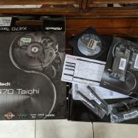 ASROCK TAICHI X470 LIKE NEW FULLSET