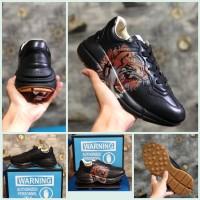 Sepatu Gucci Rython Sneakers Tiger