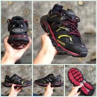 Sepatu Balenciaga Track 1 Black Red Yellow