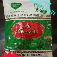 BPOM THAI TEA GREEN TEA Original chatramue