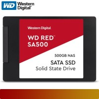 "SSD WESTERN DIGITAL - RED SA500 NAS SATA SSD 500GB 2.5"" SATA 3"