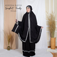 Mukena Dewasa Rayon Songket Fendy