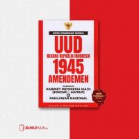 Buku Panduan Siswa UUD Negara Republik Indonesia 1945 Amendemen