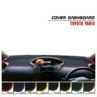 Aksesoris Cover Dashboard Yaris Lama