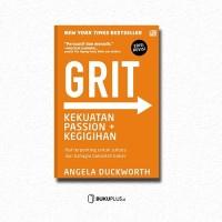 Grit: Kekuatan Passion dan Kegigihan