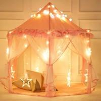 Princess Tent / Tenda Princess free lampu LED