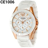 Jam tangan FOSSIL CE1006 Ori BM For Ladies