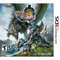3DS MONSTER HUNTER 3 ULTIMATE