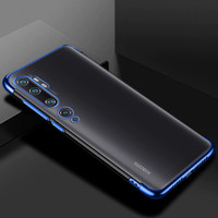 Xiaomi Mi Note 10 Pro/ CC9 Pro Plating Chrome Case Premium Quality