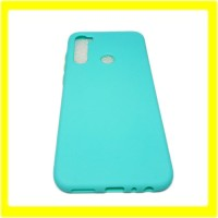 Realme 5 Softcase Button Candy Colors Case