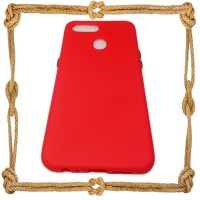 Oppo F9 Softcase Button Candy Colors Case