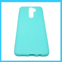 Oppo A5 2020 Softcase Button Candy Colors Case