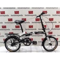 Sepeda Lipat anak-anak & dewasa 20 odessy 2035 1 speed