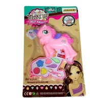 Mainan Anak Perempuan Creative Makeup Best Sweets Beauty Kuda Pony