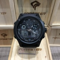FORESTER JTF 1017 Military - Sport Dual Digital Analog Watch