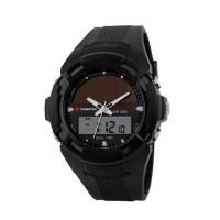 Forester JTF 1016 Jam Tangan Analog / Digital Dual Power Watch