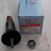 """Armature/angker mesin gurinda tangan makita 4"""" 9553NB/9554NB DCA"""