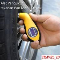 Alat Pengukur Tekanan Ban Digital - wheel presure manometer