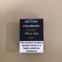 Authentic Catridge Uwell Caliburn Replacement Pod